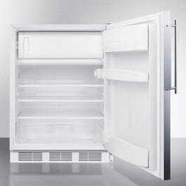 AL650BIFR Refrigerator Freezer Open