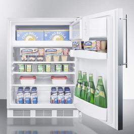 AL650BIFR Refrigerator Freezer Full