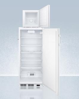 FFAR10-FS24LSTACKPRO Refrigerator Freezer Open