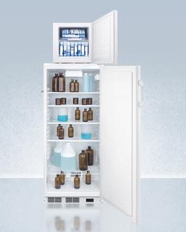 FFAR10-FS24LSTACKPRO Refrigerator Freezer Full