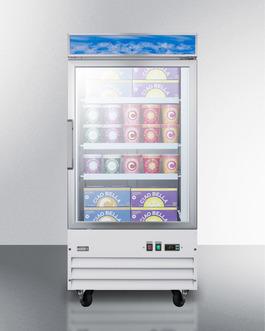 SCFU1211 Freezer Full