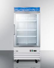 SCFU1211FROST Freezer Front