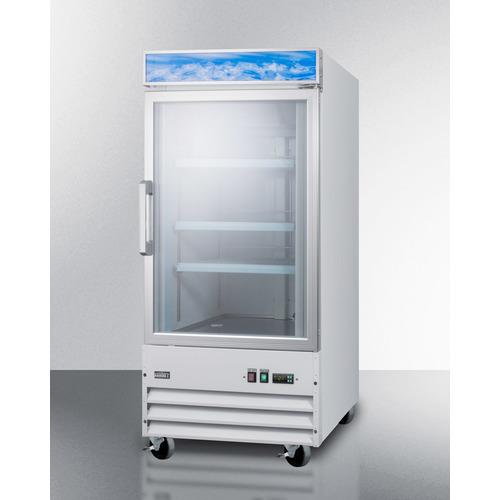 SCFU1211FROST Freezer Angle