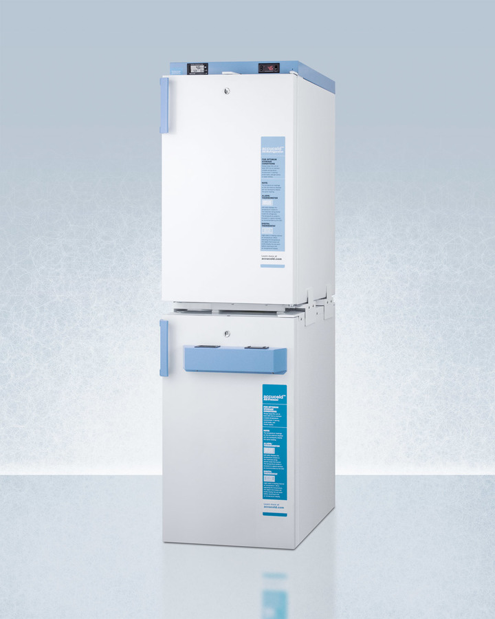 Ff511l Fs407lstackmed2 Accucold Medical Refrigerators By