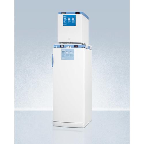 FFAR10-FS24LSTACKMED2 Refrigerator Freezer Angle