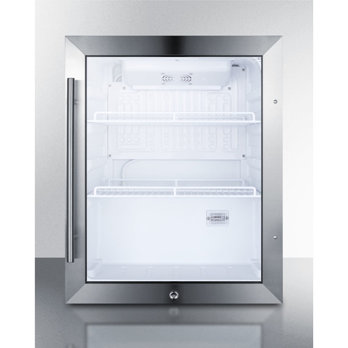 SCR314L Refrigerator Front