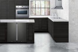 FF1532BKS Refrigerator Set