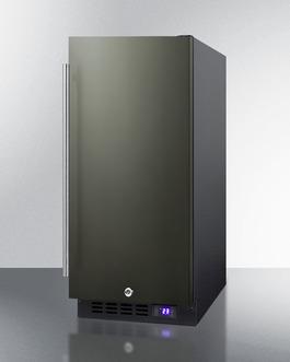 SCFF1533BKS Freezer Angle