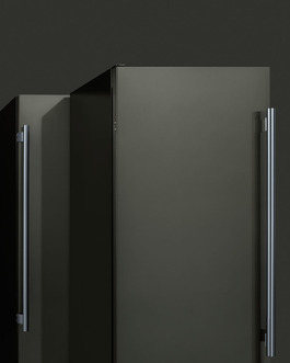 SCFF1533BKS Freezer Detail