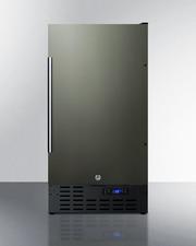 FF1843BKS Refrigerator Front