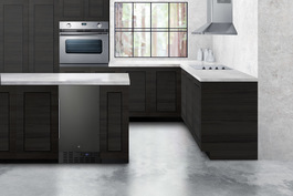 FF1843BKS Refrigerator Set