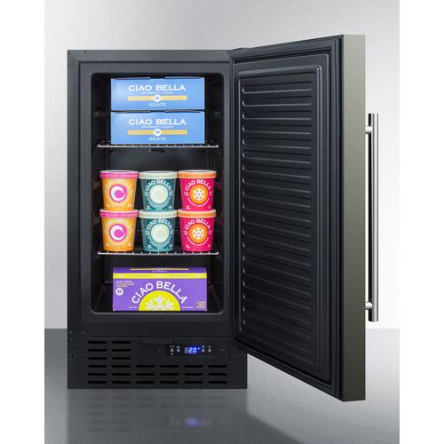 SCFF1842KSADA Freezer Full