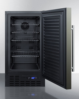 SCFF1842KS Freezer Open