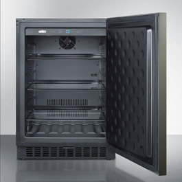 FF64BXKSHH Refrigerator Open