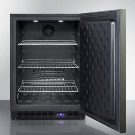 SCFF53BXKSHH Freezer Open