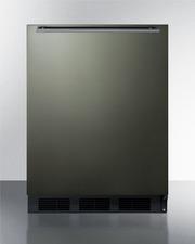 CT663BBIKSHH Refrigerator Freezer Front