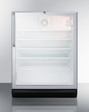 SCR600BGLTBADA Refrigerator Front