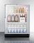 SCR600BGLTBADA Refrigerator Full