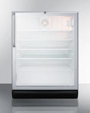 SCR600BGLCSSADA Refrigerator Front
