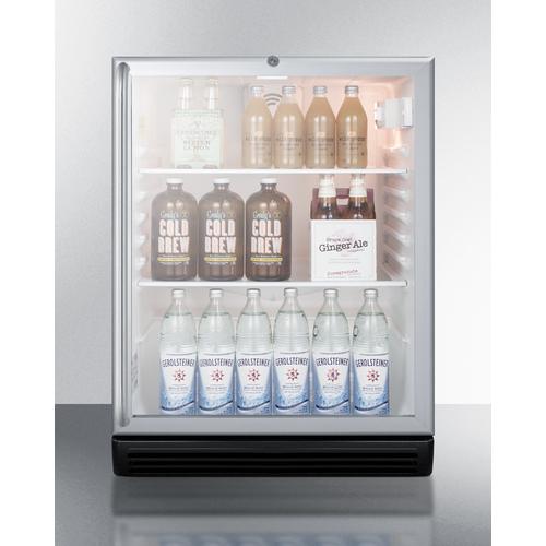 SCR600BGLBISHADA Refrigerator Full