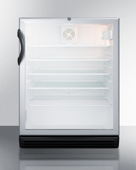 SCR600BGLBIADA Refrigerator Front