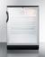 SCR600BGL Refrigerator Front