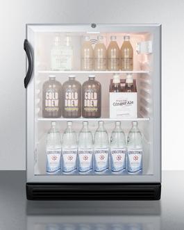 SCR600BGLADA Refrigerator Full
