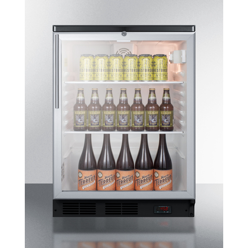 SCR600BGLBIDTPUBHV Refrigerator Full