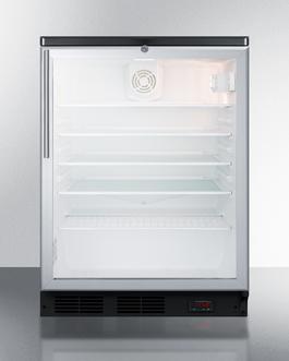 SCR600BGLBIDTPUBHV Refrigerator Front