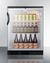 SCR600BGLBIDTPUB Refrigerator Full