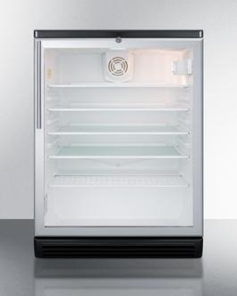 SCR600BGLHV Refrigerator Front