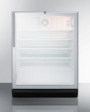 SCR600BGLHVADA Refrigerator Front