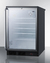 SCR600BGLBIDTPUBSH Refrigerator Angle