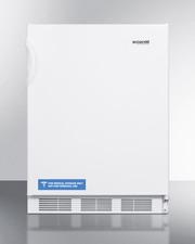 AL750BI Refrigerator Front