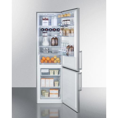 FFBF192SS Refrigerator Freezer Full