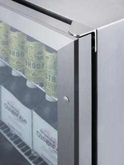 SCR611GLOS Refrigerator Detail
