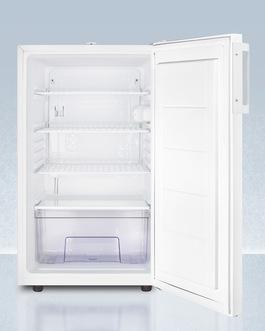 FF511LBI7NZADA Refrigerator Open