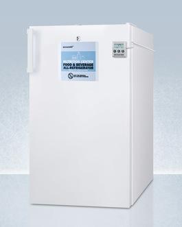FF511LBI7NZADA Refrigerator Angle