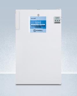 FS407LBI7NZ Freezer Front
