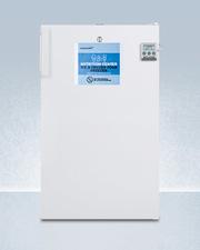 FS407LBI7NZADA Freezer Front