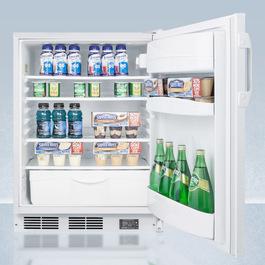 FF6LBI7NZADA Refrigerator Full