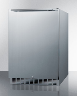 CL69ROSW Refrigerator Angle