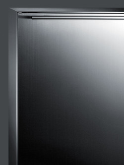 CL69ROSW Refrigerator Detail
