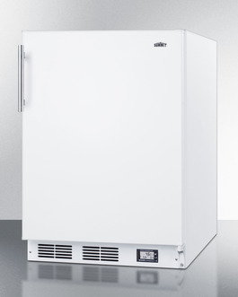 BKRF661BIADA Refrigerator Freezer Angle