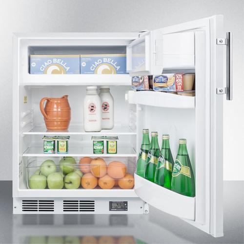 BKRF661BIADA Refrigerator Freezer Full
