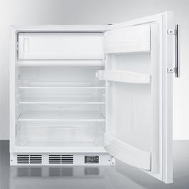 BKRF661BIADA Refrigerator Freezer Open