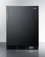 BKRF663B Refrigerator Freezer Front