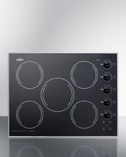 CR5B273B Electric Cooktop Front