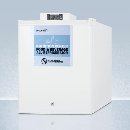 FFAR25L7NZ Refrigerator Angle