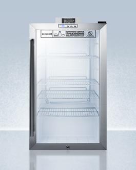 SCR486LNZ Refrigerator Open